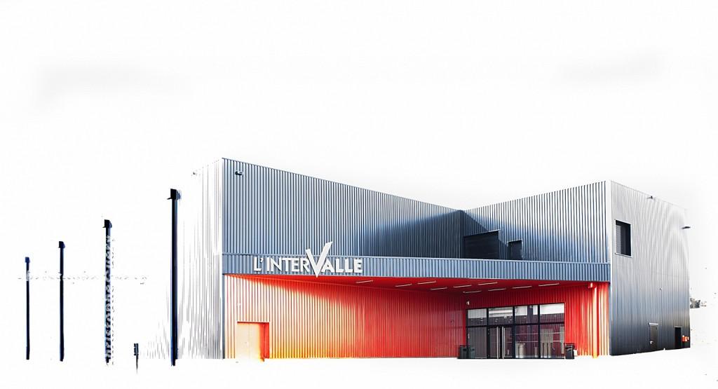 Architecture L'intervalle